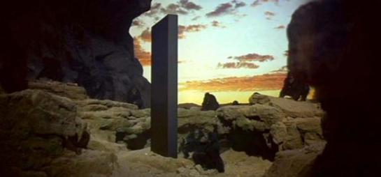 2001 Prehistoric Monolith